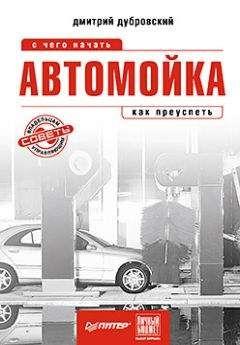 Дмитрий Дубровский - Автомойка: с чего начать, как преуспеть
