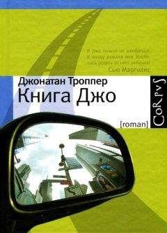 Джонатан Троппер - Книга Джо