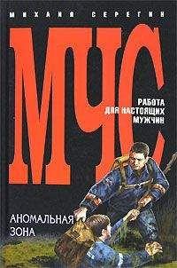 Михаил Серегин - Аномальная зона