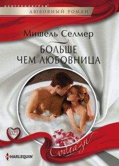 Мишель Селмер - Больше чем любовница