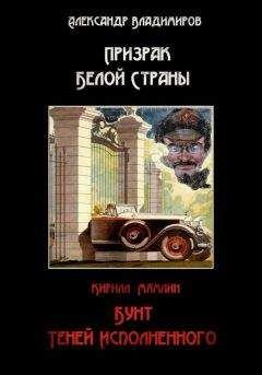 Александр Владимиров - Призрак Белой страны