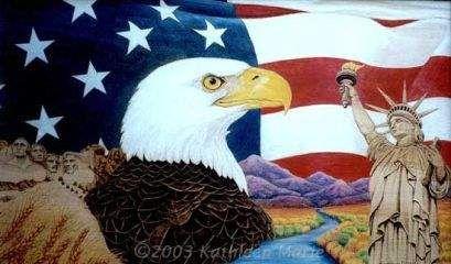 Дмитрий Терехов - Взгляд на Америку через… задний проход