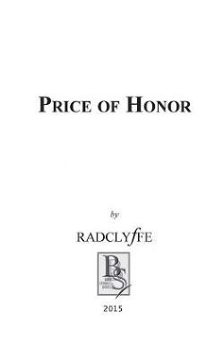 Price of Honor (ЛП) -
