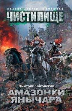 Дмитрий Янковский - Чистилище. Амазонки Янычара