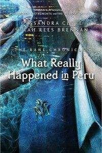 Кассандра Клэр - Что на самом деле произошло в Перу
